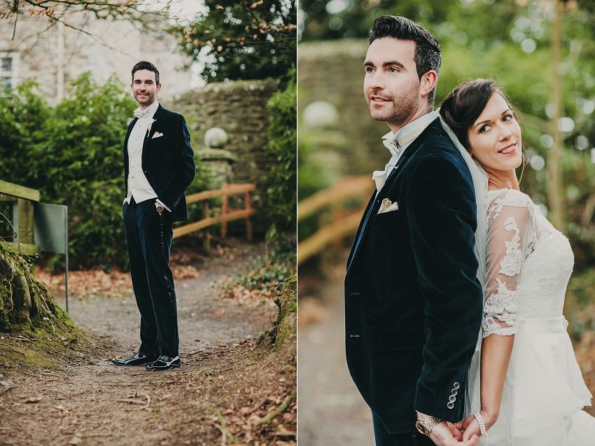 M & C | Real Wedding in Waterford Castle 94
