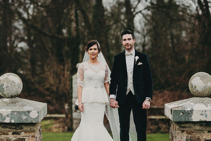 M & C | Real Wedding in Waterford Castle 96