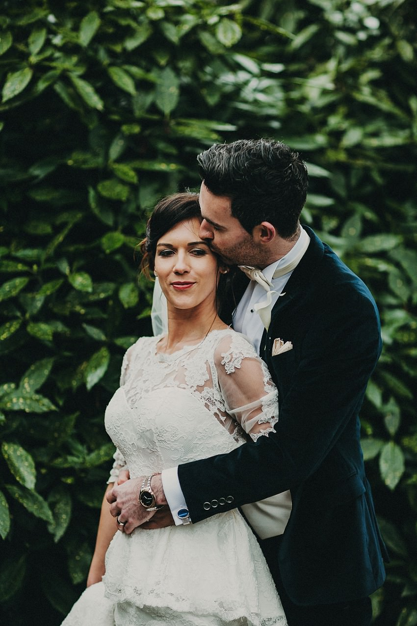M & C | Real Wedding in Waterford Castle 98