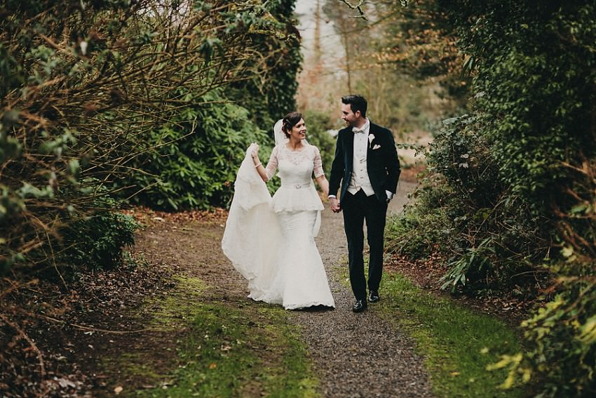 M & C | Real Wedding in Waterford Castle 100