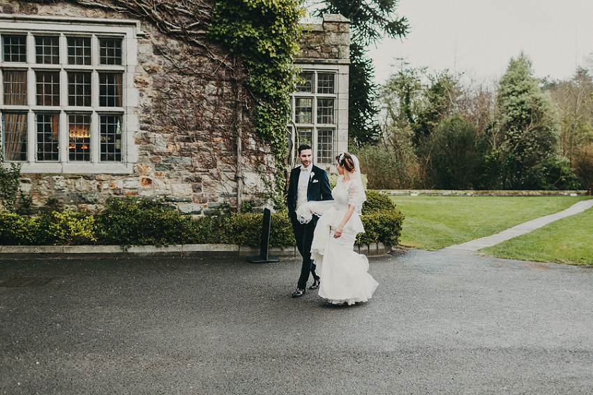 M & C | Real Wedding in Waterford Castle 101