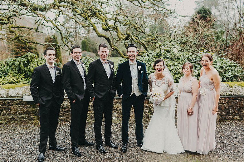 M & C | Real Wedding in Waterford Castle 102