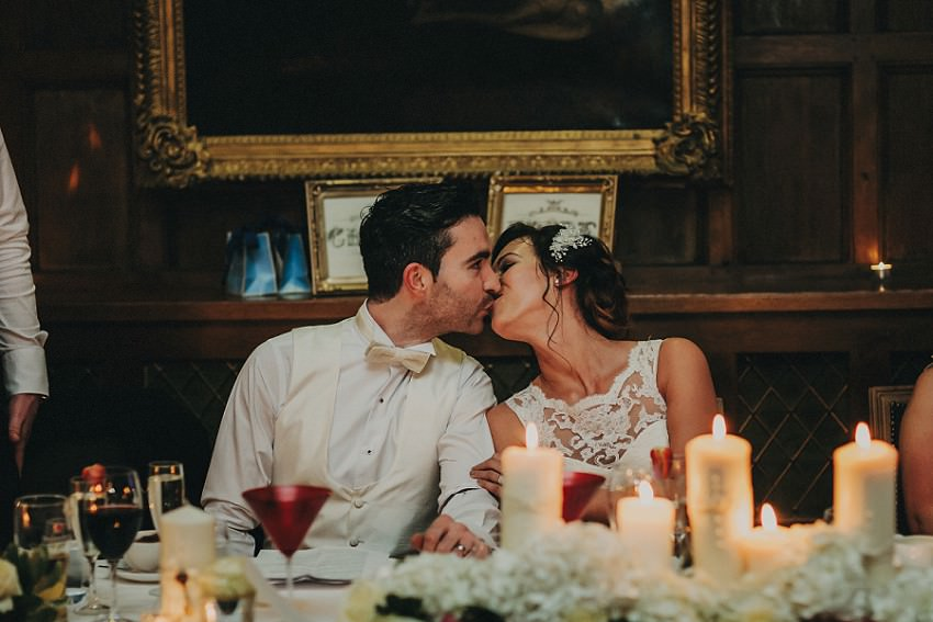 M & C | Real Wedding in Waterford Castle 127