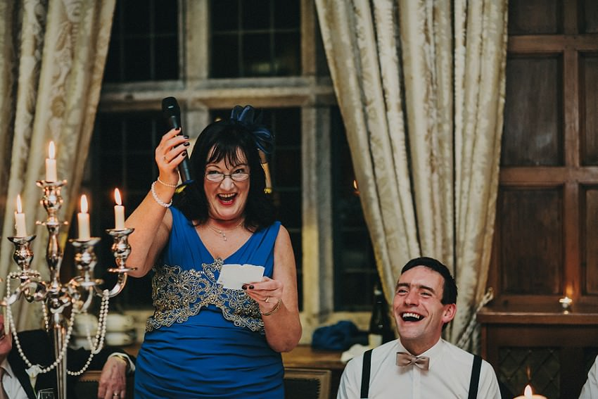 M & C | Real Wedding in Waterford Castle 131