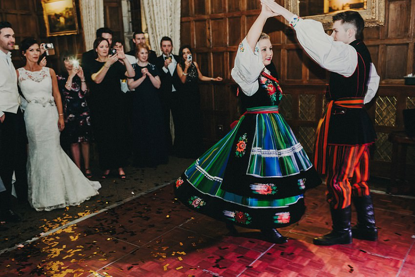 M & C | Real Wedding in Waterford Castle 153