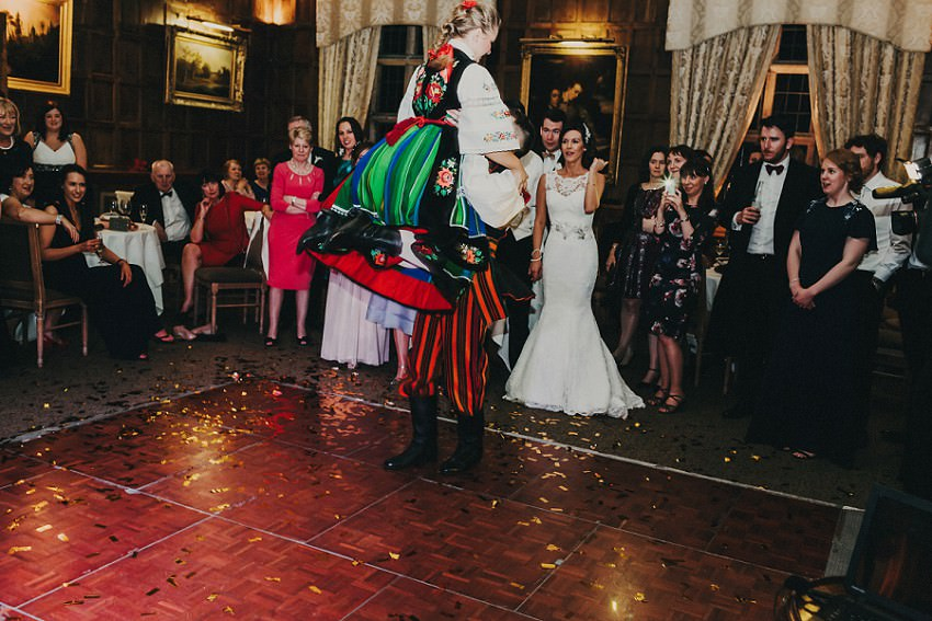 M & C | Real Wedding in Waterford Castle 156