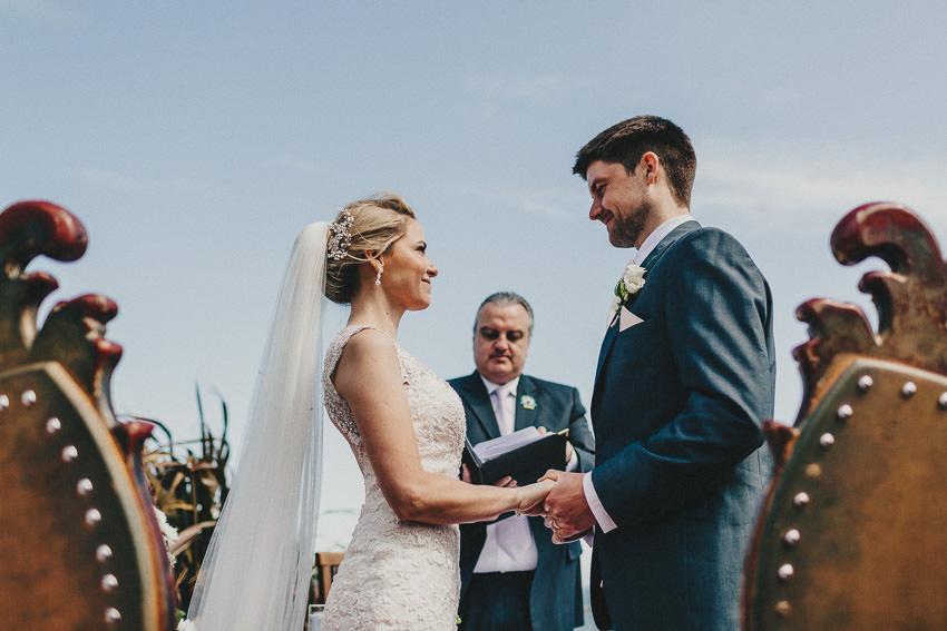 F & C   Outdoor wedding in Dublin   A Few frames 5