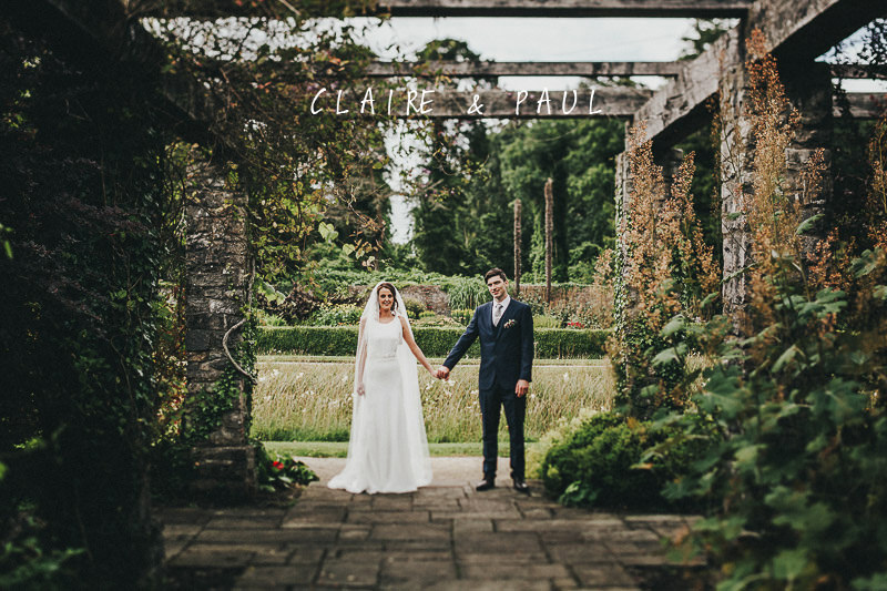 marquee wedding ireland