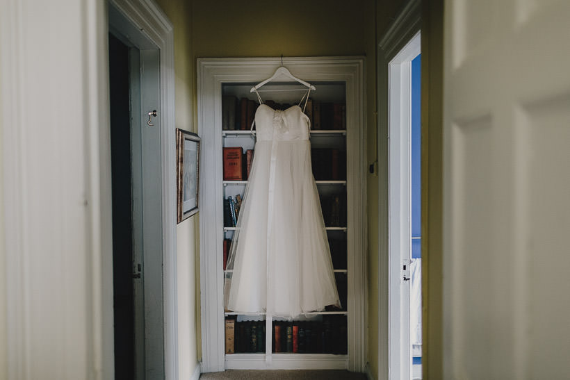 E + D | An intimate wedding in Temple House 5