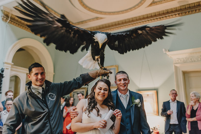 E + D | An intimate wedding in Temple House 92