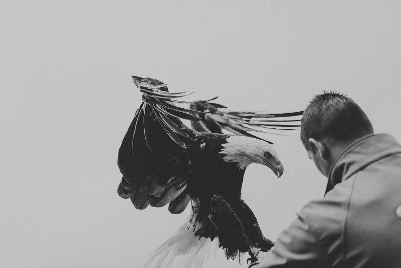 E + D | An intimate wedding in Temple House 90