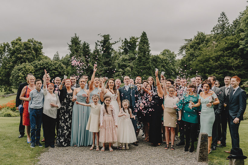 E + D | An intimate wedding in Temple House 93