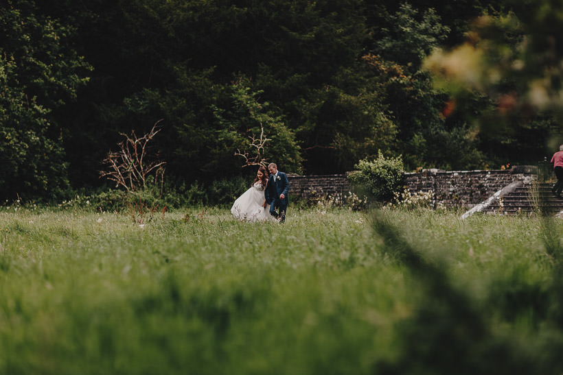 E + D | An intimate wedding in Temple House 94