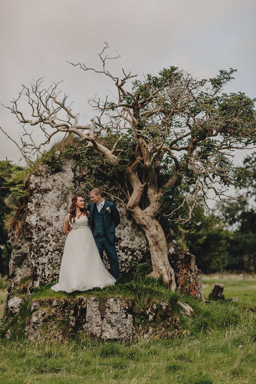 E + D | An intimate wedding in Temple House 99