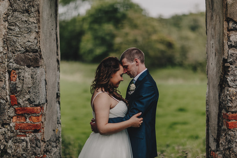 E + D | An intimate wedding in Temple House 95