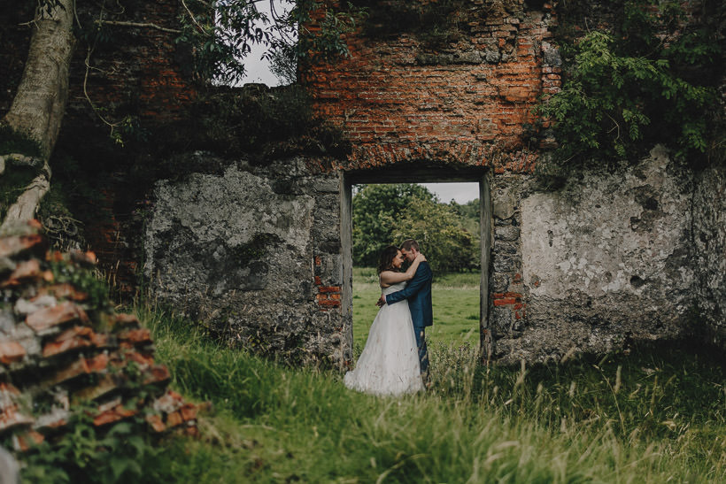 E + D | An intimate wedding in Temple House 98