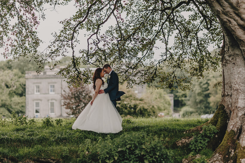 E + D | An intimate wedding in Temple House 104
