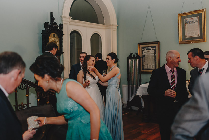 E + D | An intimate wedding in Temple House 111