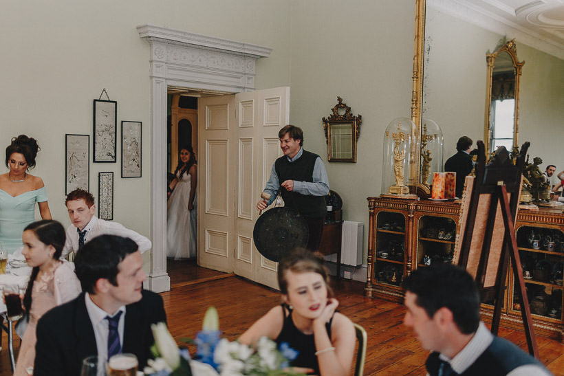 E + D | An intimate wedding in Temple House 116