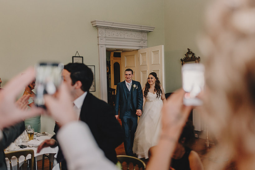 E + D | An intimate wedding in Temple House 117