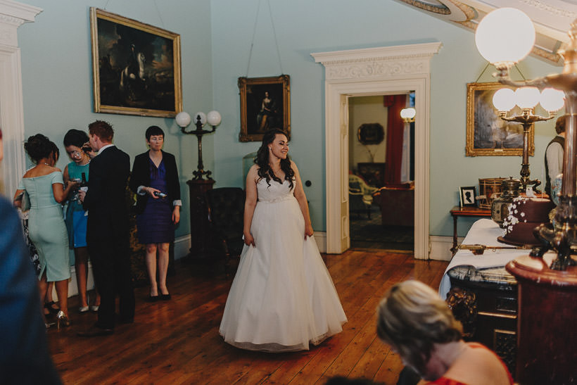 E + D | An intimate wedding in Temple House 119