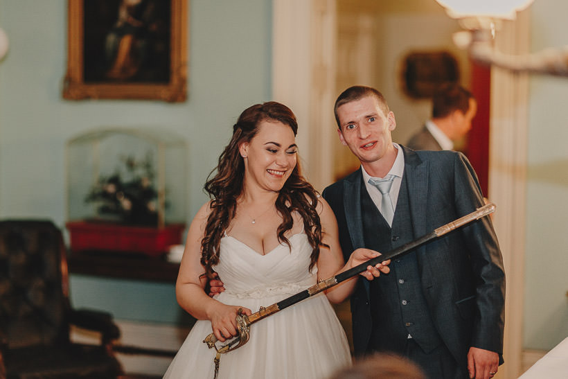 E + D | An intimate wedding in Temple House 120