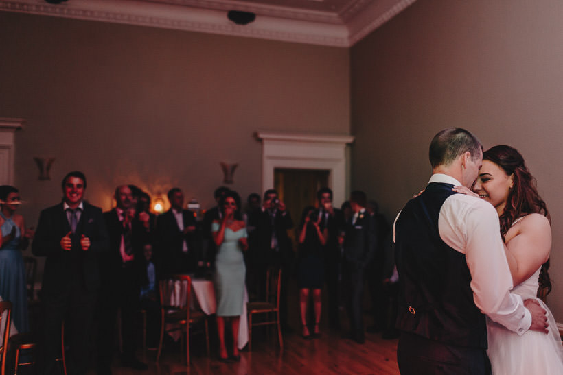 E + D | An intimate wedding in Temple House 122