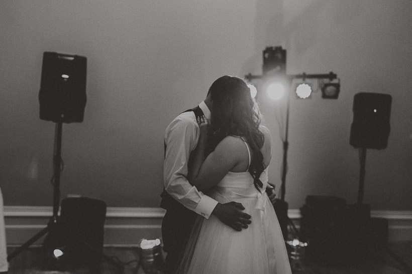 E + D | An intimate wedding in Temple House 123