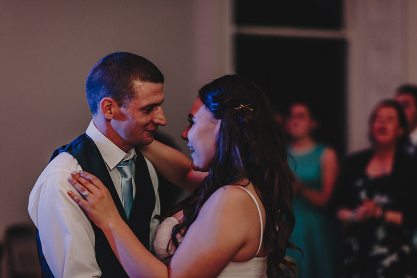 E + D | An intimate wedding in Temple House 124