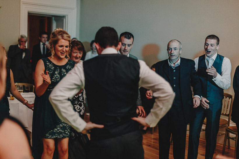 E + D | An intimate wedding in Temple House 126