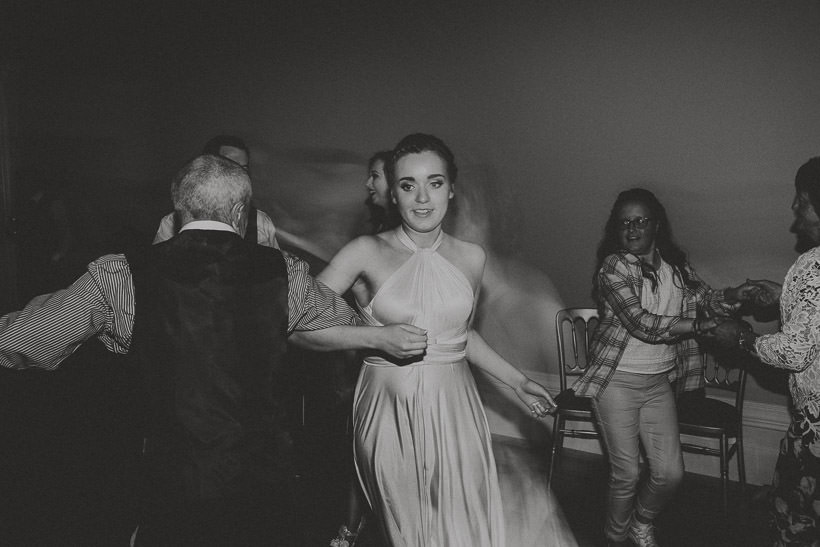 E + D | An intimate wedding in Temple House 135