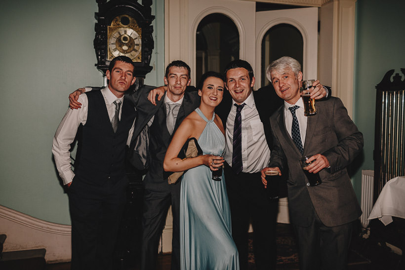 E + D | An intimate wedding in Temple House 139