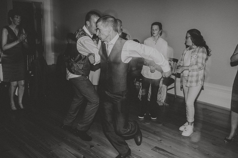 E + D | An intimate wedding in Temple House 138