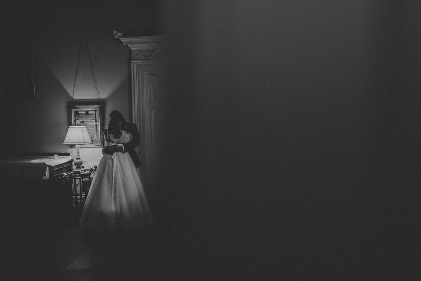 E + D | An intimate wedding in Temple House 140