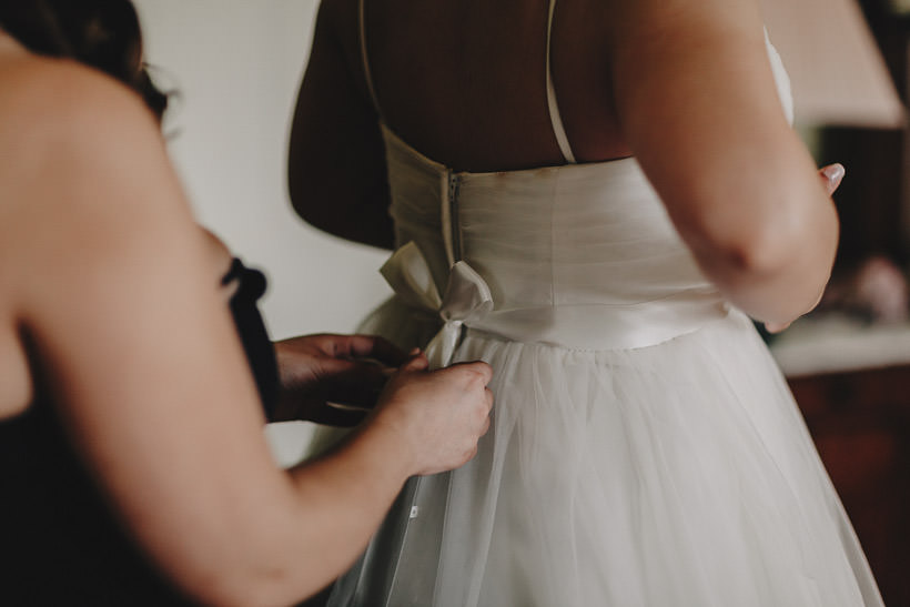 E + D | An intimate wedding in Temple House 26