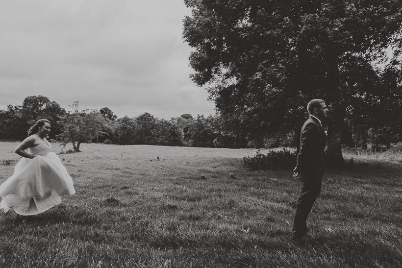 E + D | An intimate wedding in Temple House 29