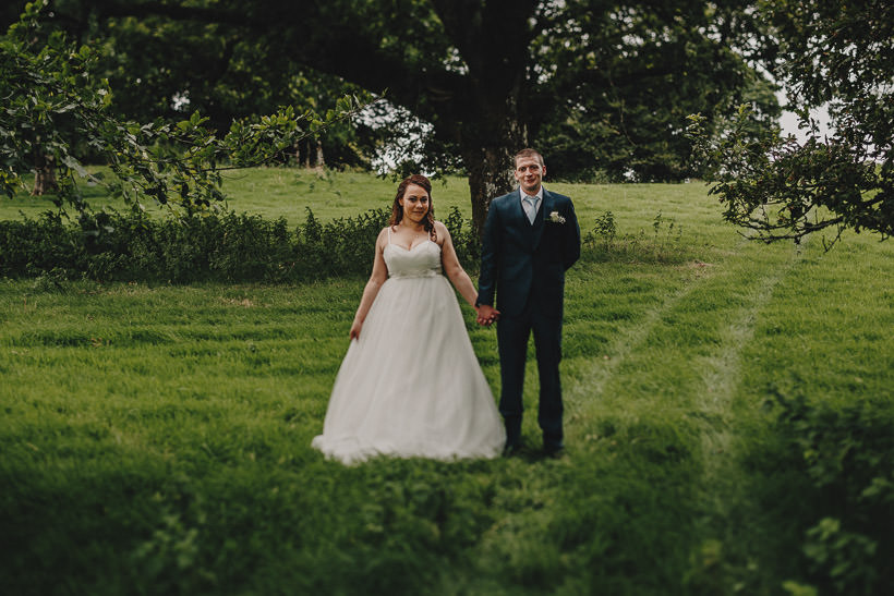 E + D | An intimate wedding in Temple House 34