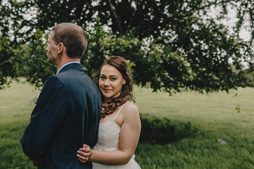 E + D | An intimate wedding in Temple House 35