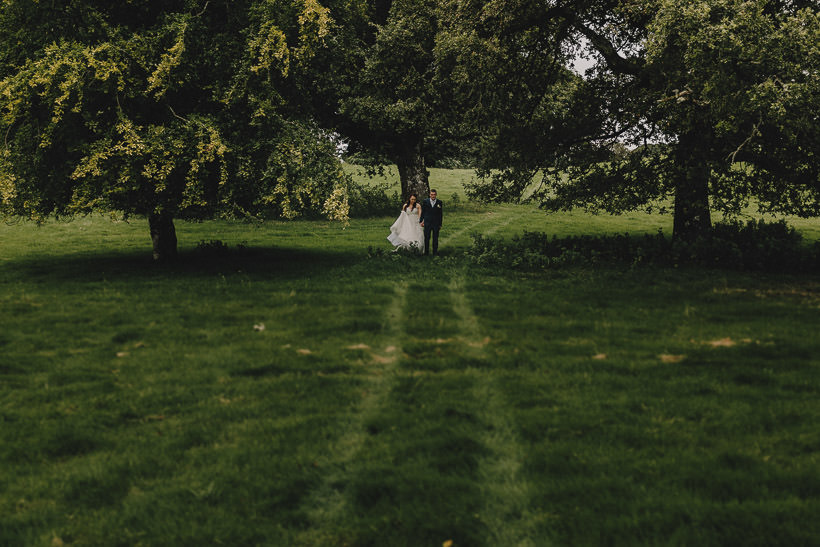 E + D | An intimate wedding in Temple House 36