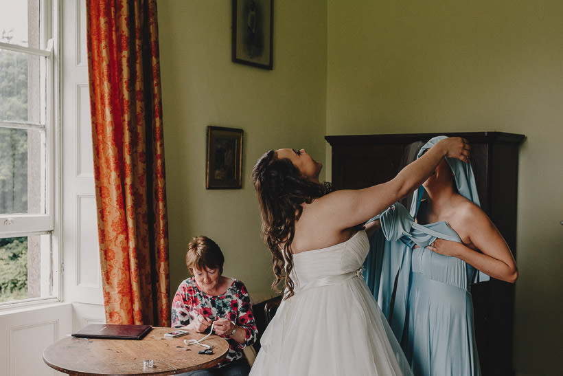 E + D | An intimate wedding in Temple House 42