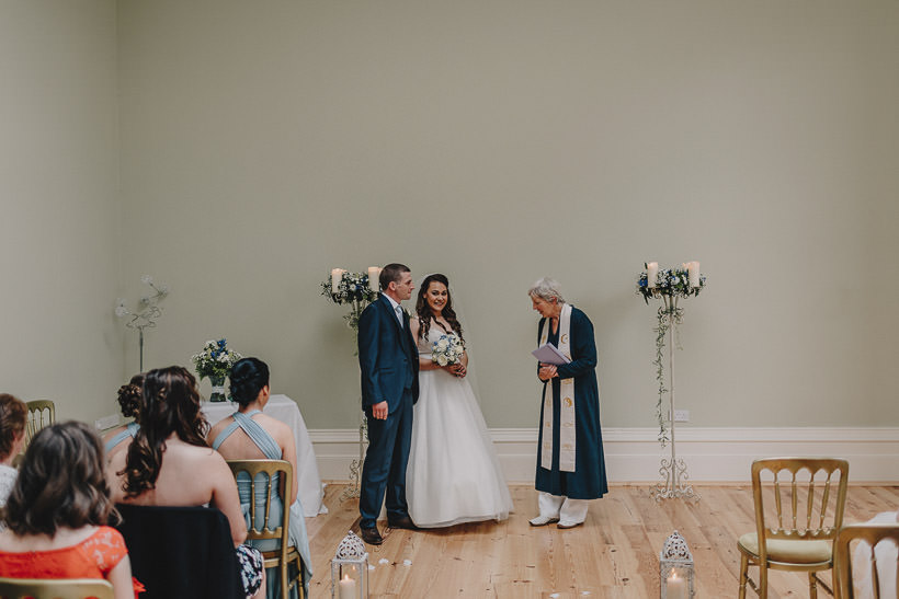 E + D | An intimate wedding in Temple House 68