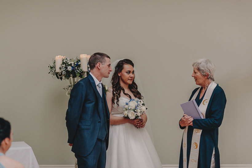 E + D | An intimate wedding in Temple House 69
