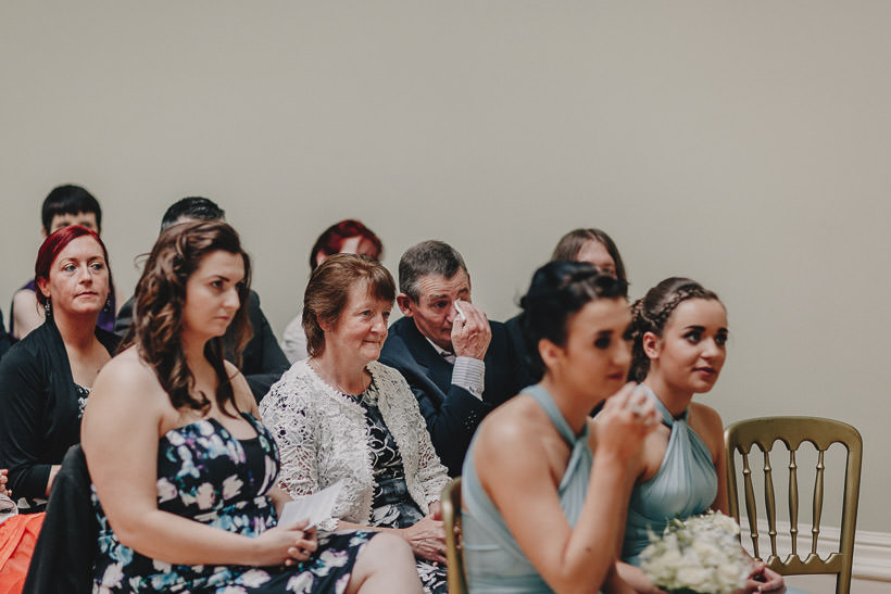E + D | An intimate wedding in Temple House 73