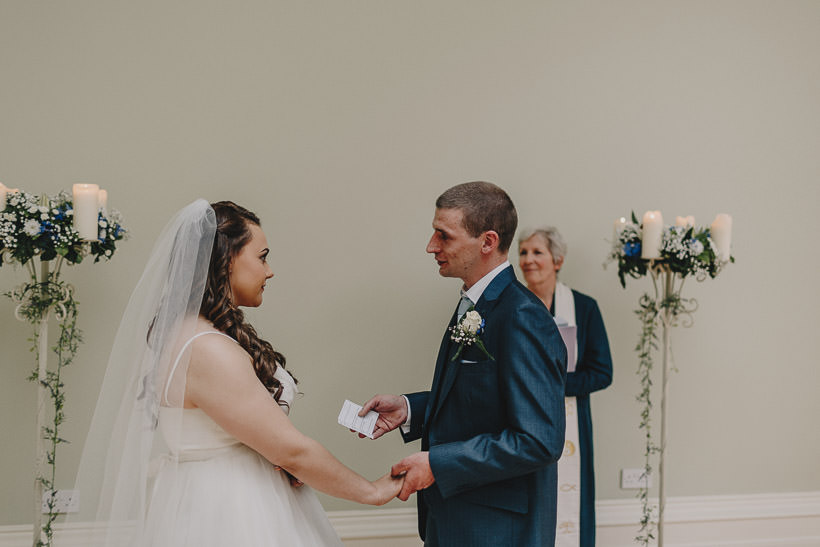 E + D | An intimate wedding in Temple House 74