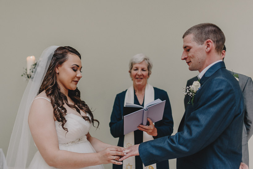 E + D | An intimate wedding in Temple House 78
