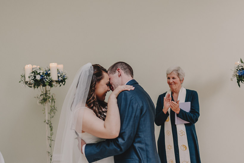 E + D | An intimate wedding in Temple House 79