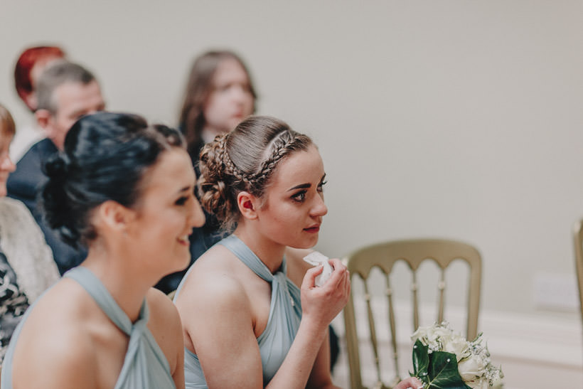 E + D | An intimate wedding in Temple House 80