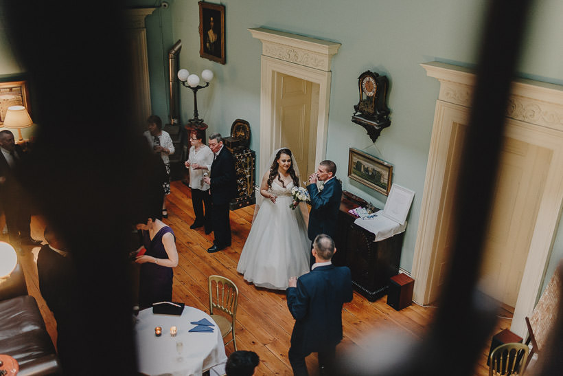 E + D | An intimate wedding in Temple House 82