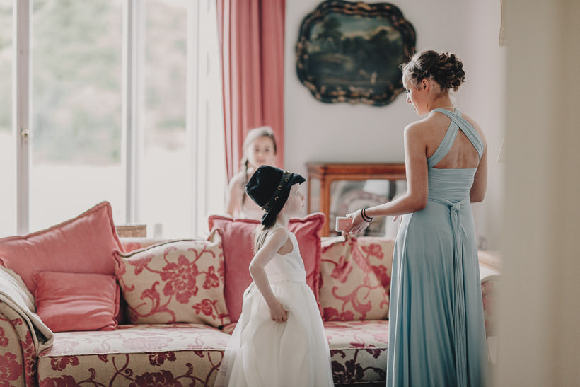 E + D | An intimate wedding in Temple House 84