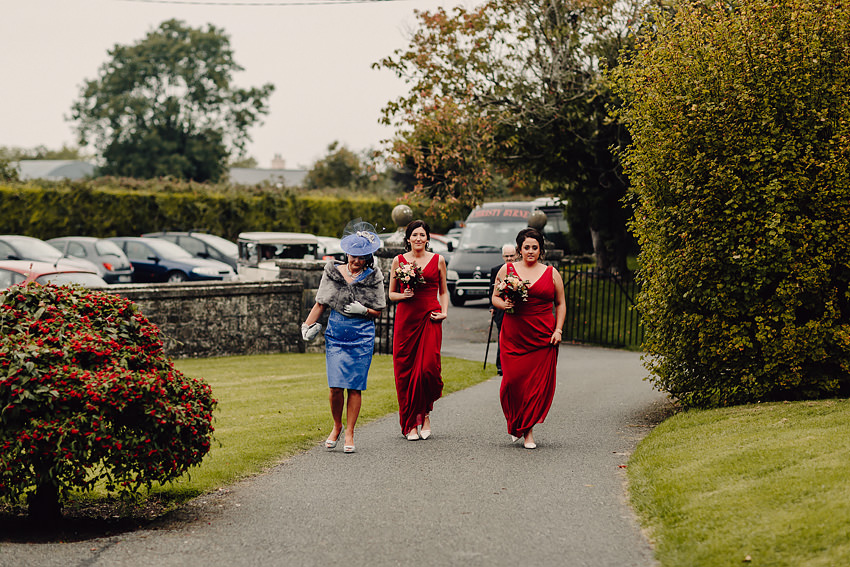 Ballymagarvey Village Wedding |M+E| Ireland co. Meath 21